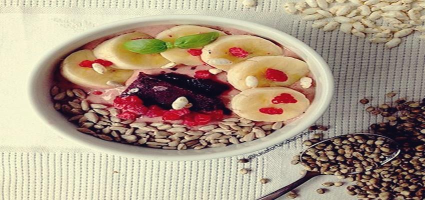 Mousse de Abacate e frutos vermelhos (para quem é intolerente a latose)