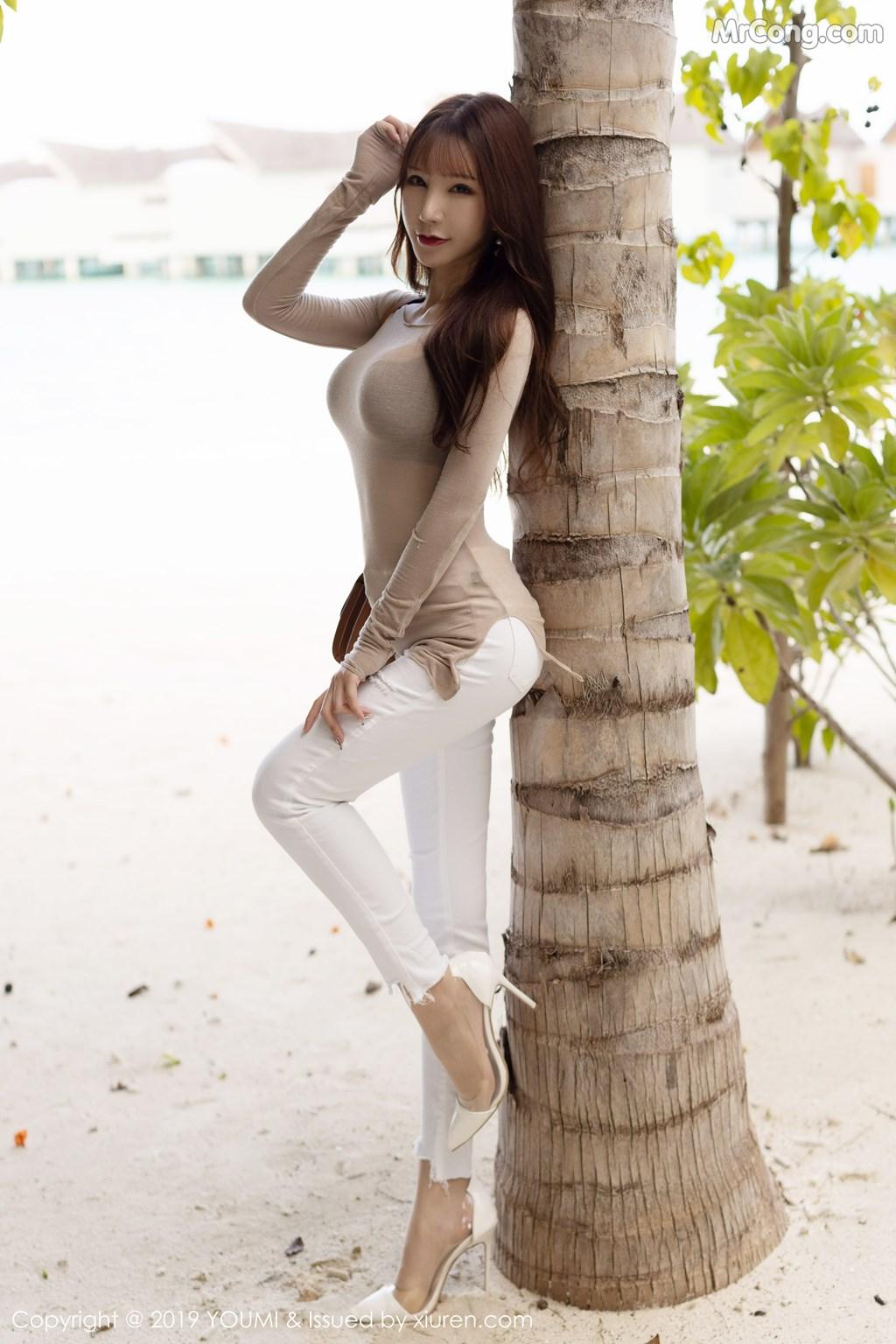 Image YouMi-Vol.369-Zhou-Yuxi-Sandy-MrCong.com-005 in post YouMi Vol.369: Zhou Yuxi (周于希Sandy) (57 ảnh)
