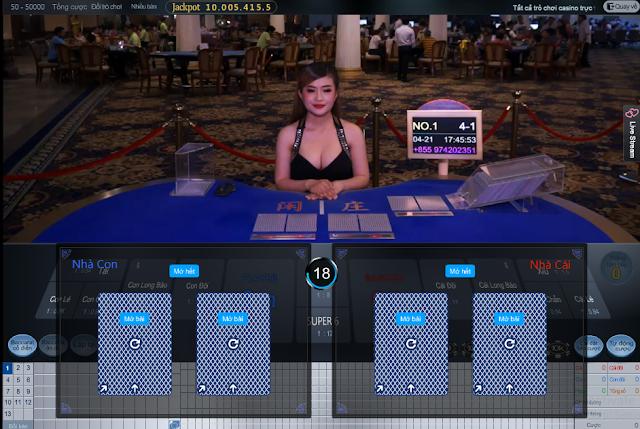 hướng dẫn chơi casino trực tuyến hiệu quả