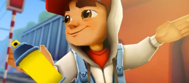Subway Surfers Is Updated , The Story In The Middle East
