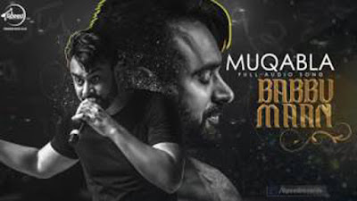 Muqabla Lyrics - Babbu Maan | Latest Punjabi Song 2017 | Speed Records