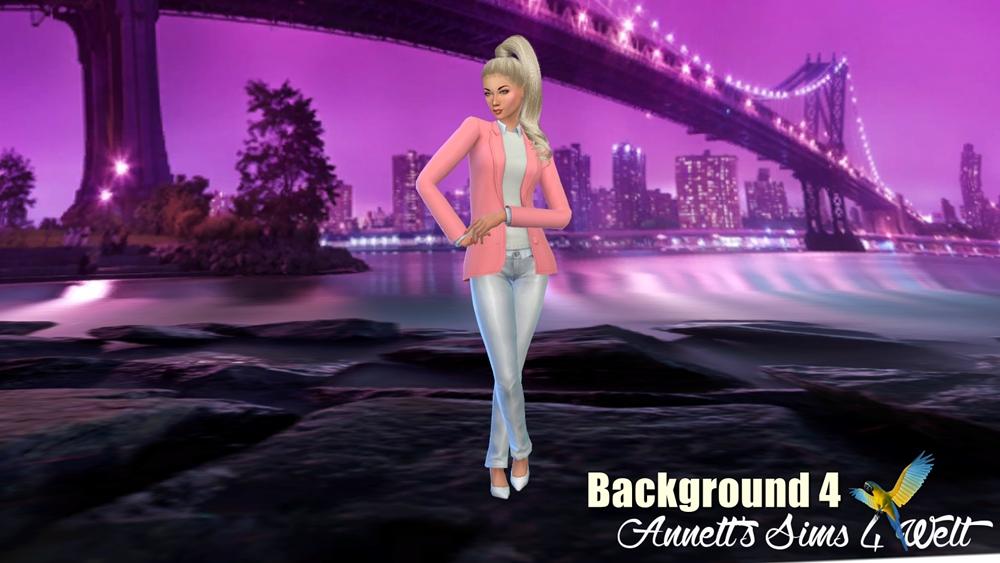 Annett #39 s Sims 4 Welt: CAS Backgrounds quot Travel quot