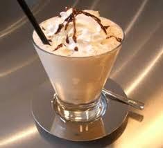 Batido de Cafe y Helado