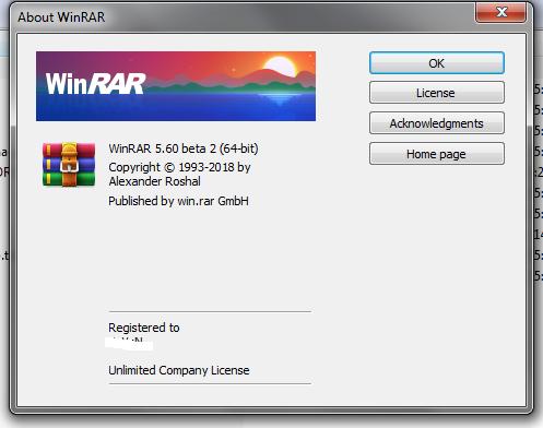 FULL WinRAR 5.40 [EN] 32bit + 64bit + Patch - Crackingpatching