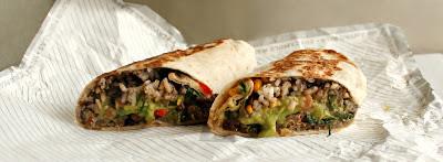 Taco Bell's Cantina Steak Burrito