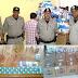 PM's apreende munição e contrabando em supermercado de Itapirapuã - GO