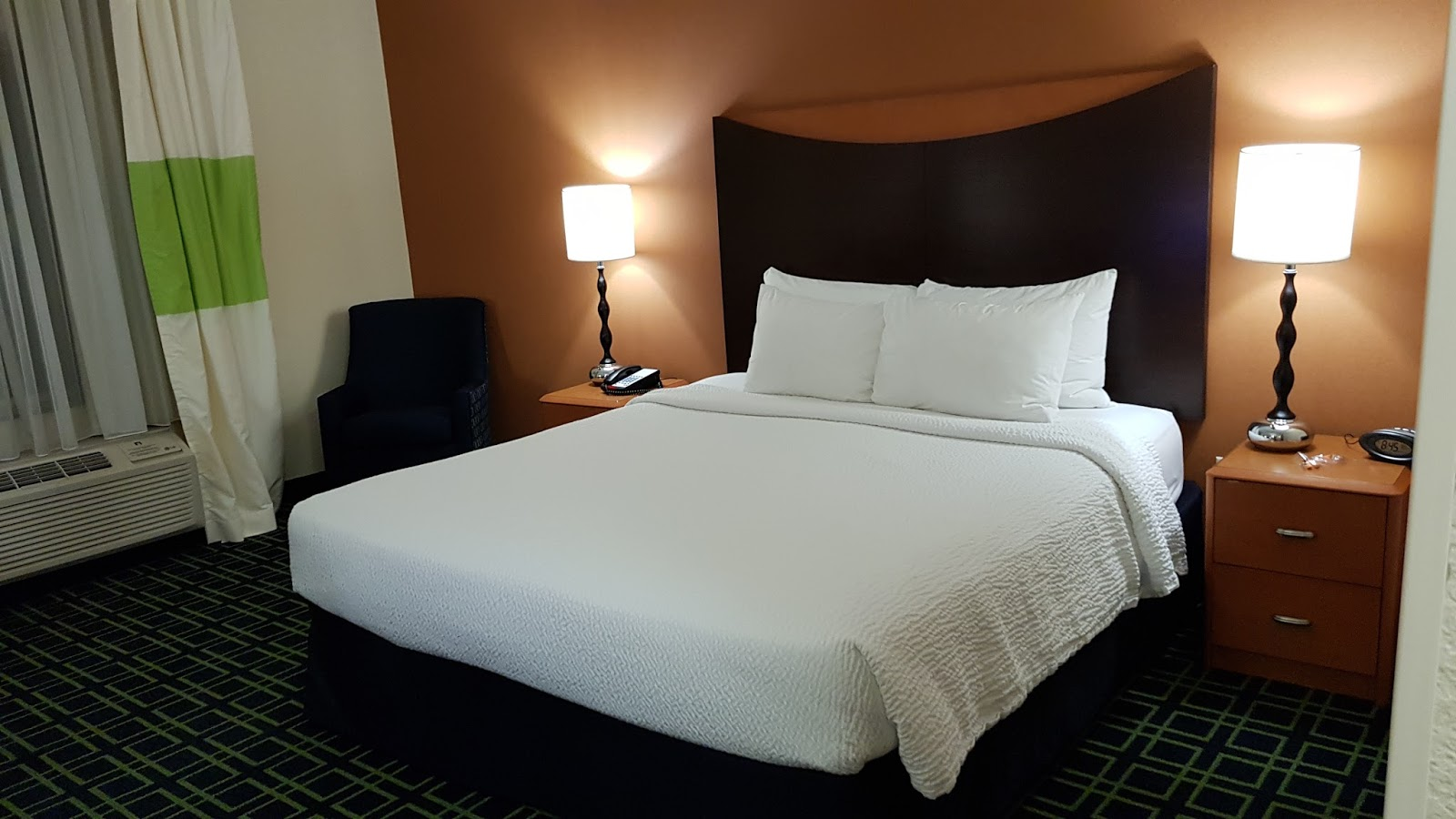 6th Stay:Fairfield Inn & Suites Selma Kingsburg
