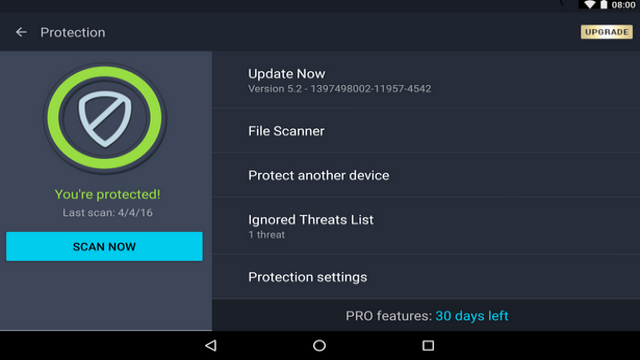 Best free antivirus for your android tv boxe | STREAMING Tips