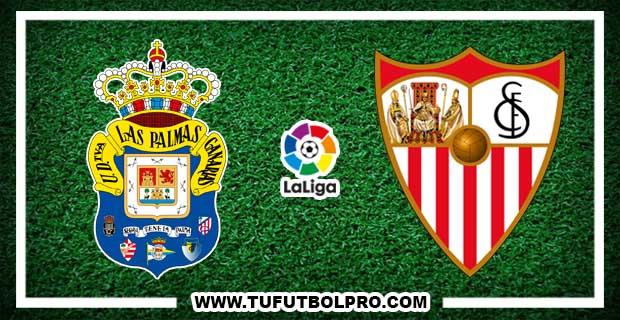 Ver Las Palmas vs Sevilla EN VIVO Por Internet Hoy 12 de Febrero 2017