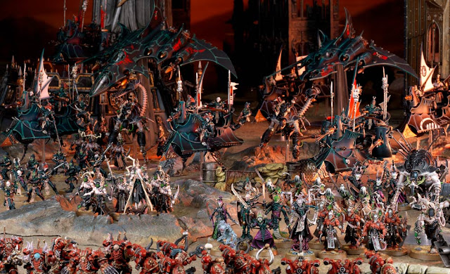 ejércitos Drukhari