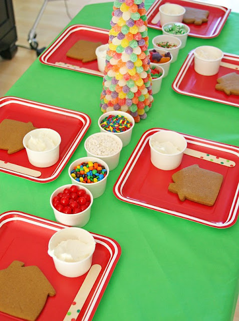 Classroom Party Ideas For Christmas ~ Diary of a not so wimpy teacher gingerbread man themed