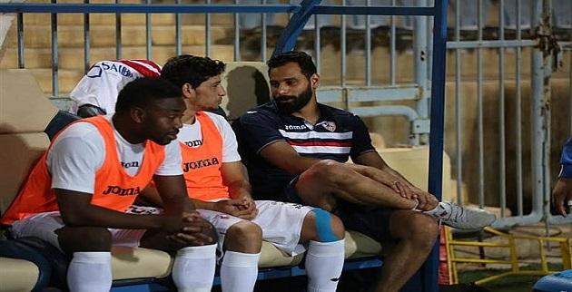 ماذا قال إيناسيو عن محمد مسعد في ظهوره الأول  مع الزمالك