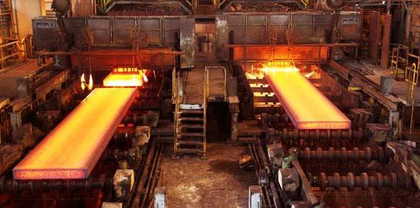 Gambar Industri baja di Asia Tenggara