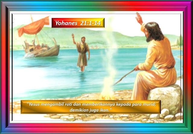 Yohanes 21:1-14