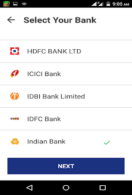 Getting Started with BHIM - UPI Payment App