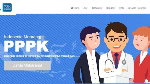 Permen PANRB No. 2/2019: Pelamar PPPK Hanya Boleh Daftar Untuk 1 Instansi dan 1 Jabatan