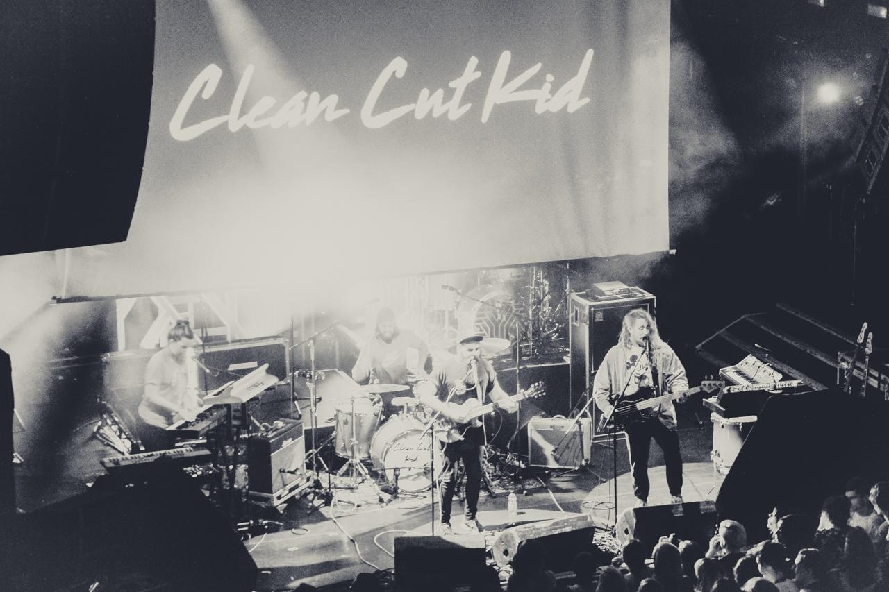 Clean Cut Kid Live Music