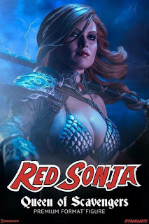 Premium Format Red Sonja - Prime 1 Studio