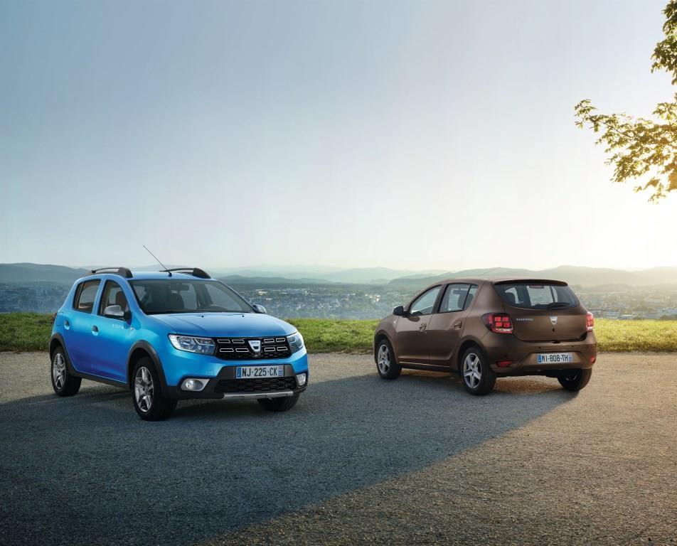 Dacia Sandero Stepway Motori | Gamma motorizzazioni Diesel e Benzina