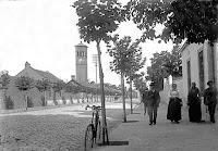 1898 - Calle Wheelwright hacia el este.