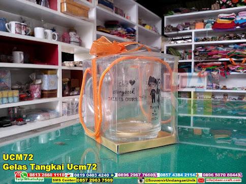 gelas tangkai ucm72 murah