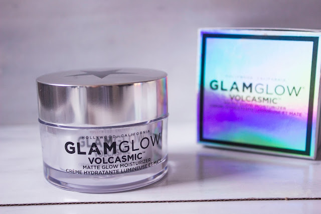 Glamglow Volcasmic et Dream Duo