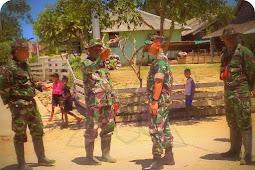 TNI Integrated Village Development in MTB Reached 100 Percent