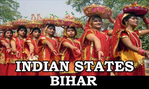 Kerala PSC - Indian States (Bihar)