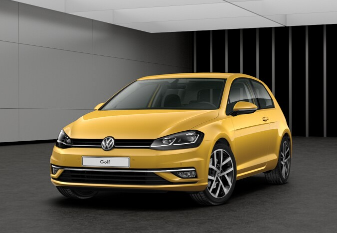 volkswagen golf vii 2019 couleurs colors. Black Bedroom Furniture Sets. Home Design Ideas