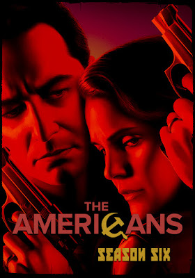 The Americans (TV Series) S06 DVD R1 NTSC Sub
