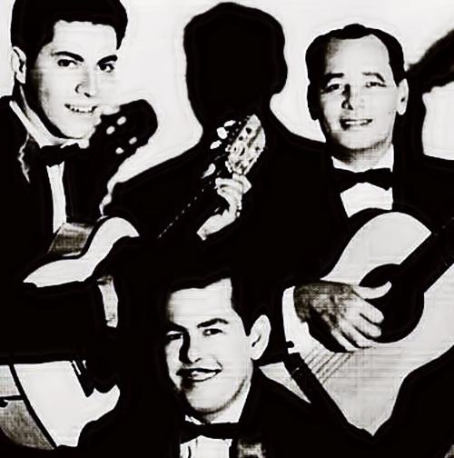 Lyrics de Trio Vegabajeño