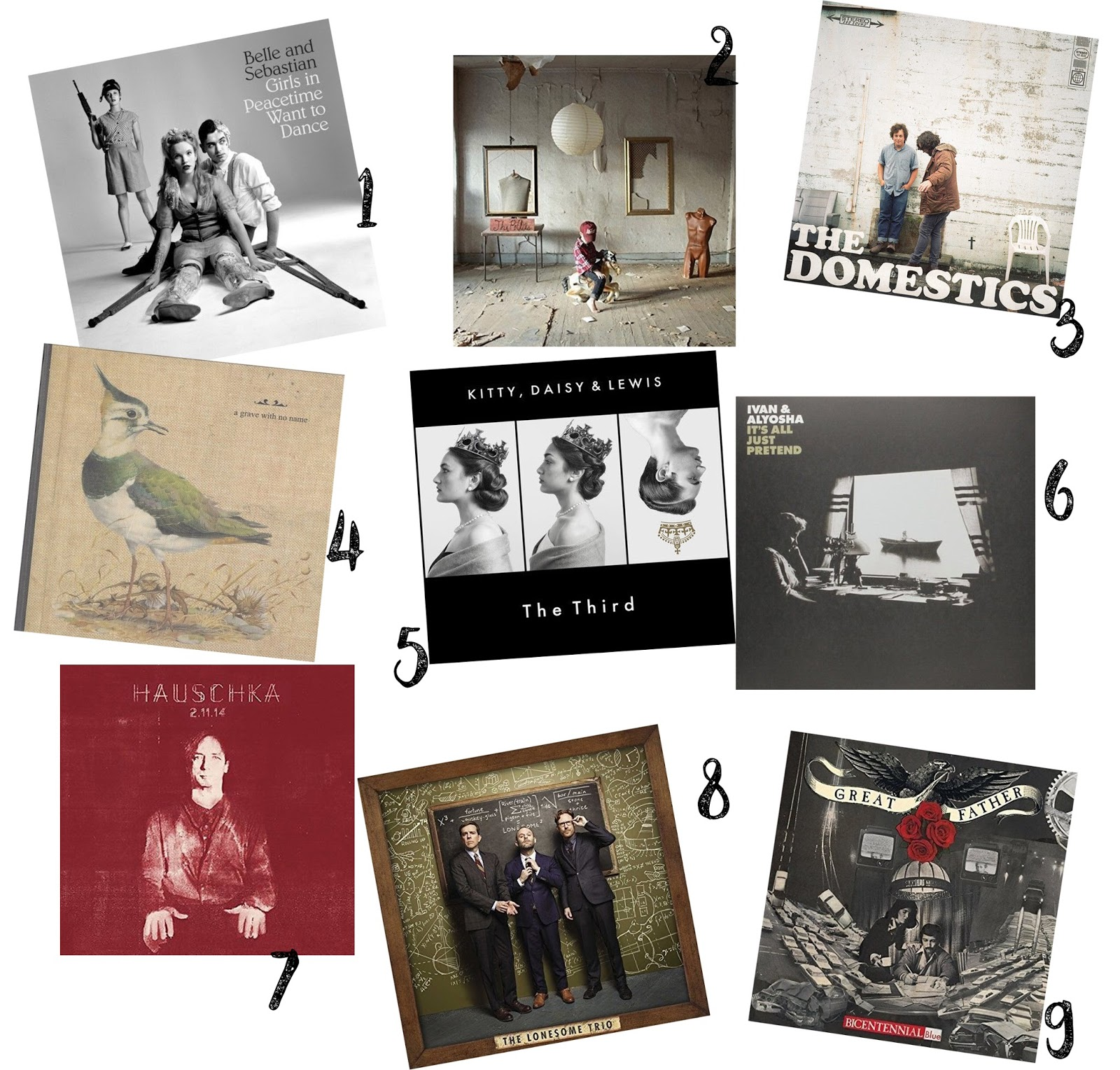 Those 9 indie vinyls you didn't know you wanted