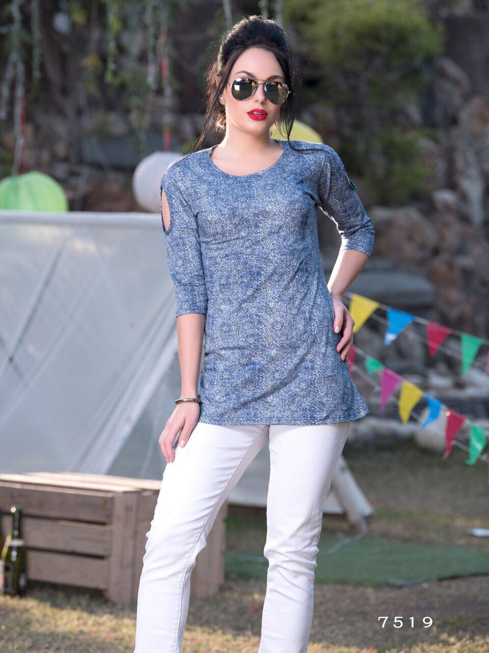 Remix Western Tops- New Arrival Designer Superior Top Collection