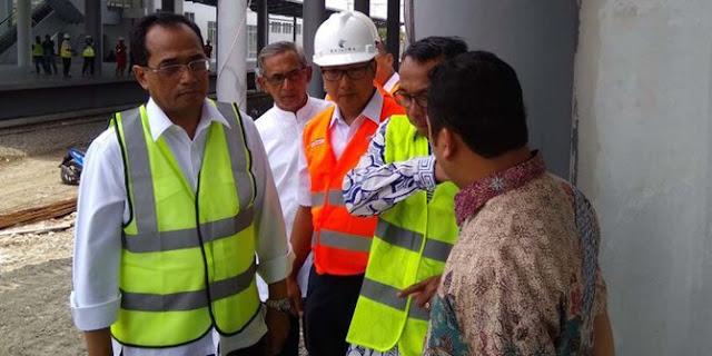 Selama Uji Coba, Tarif Kereta Bandara Soekarno-Hatta Rp 30.000
