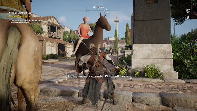 Assassin's Creed Origins Continue the Ubisoft Horror Glitch Tradition