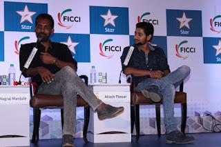 Ekta Kapoor Anurag Kashyap & Ramesh SippyAt at FICCI FRAMES 2017  0144.JPG