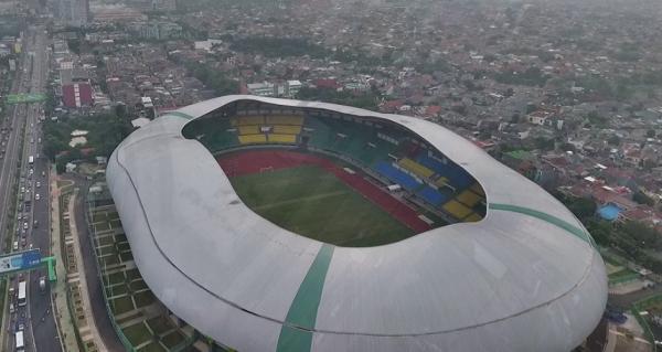 Stadion Patriot, Kota Bekasi