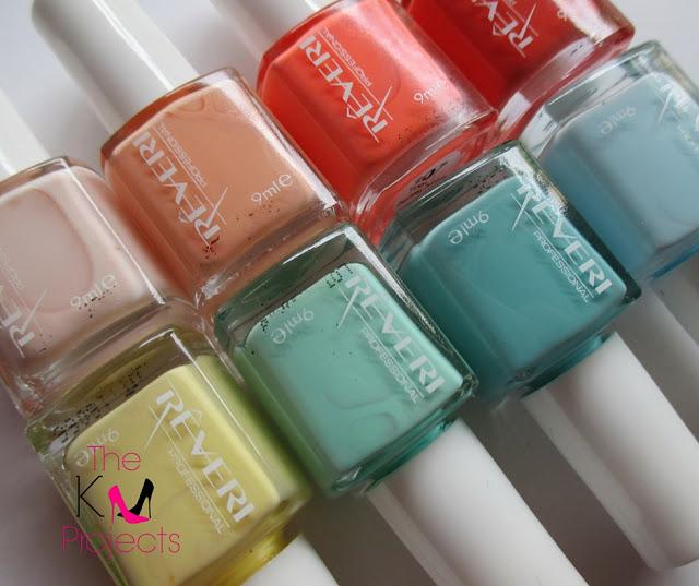 Reveri Summer Nail polish
