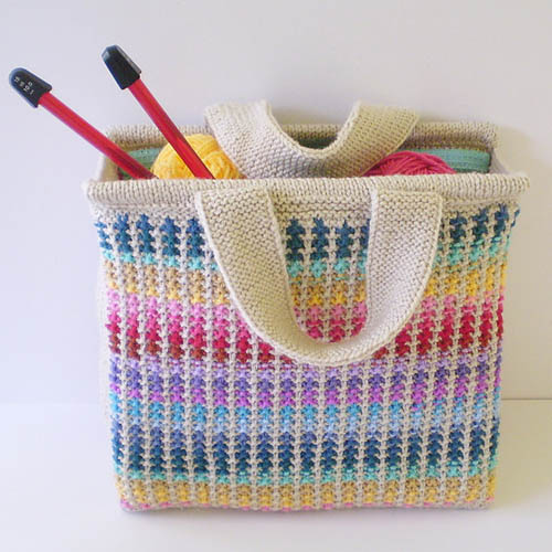 Scrap Bag - Free Pattern