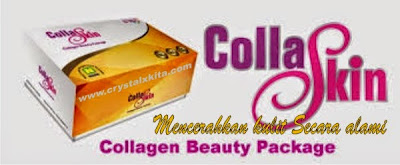 CollaSkin Collagen Mencerahkan Kulit Secara Alami