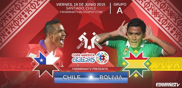 Copa AmÉrica Chile 2017 Vs Bolivia 5 0