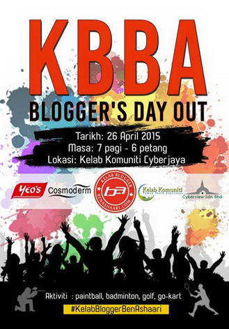 ❤ KBBA Blogger's Day Out - 26 April 2015 ❤