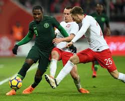 Sport: Poland vs Nigeria: What referee Oliver told me after awarding penalty to Moses – Lewandowski