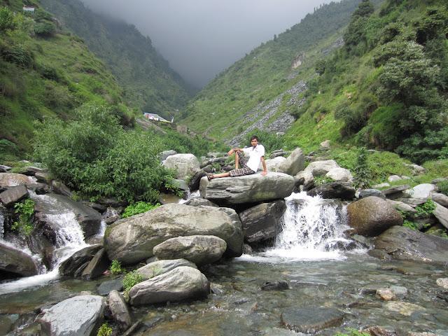 bhagsu view