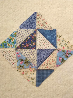 Country Cousin quilt block: QuiltBee