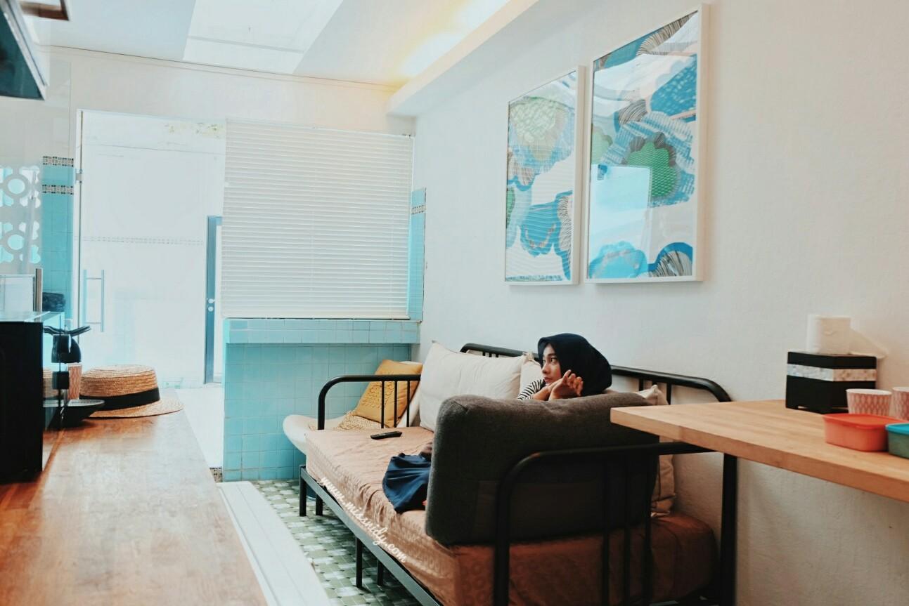 pengalaman menginap di apartemen airbnb singapura