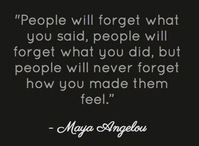 People Feel Maya Angelou Quotes. QuotesGram