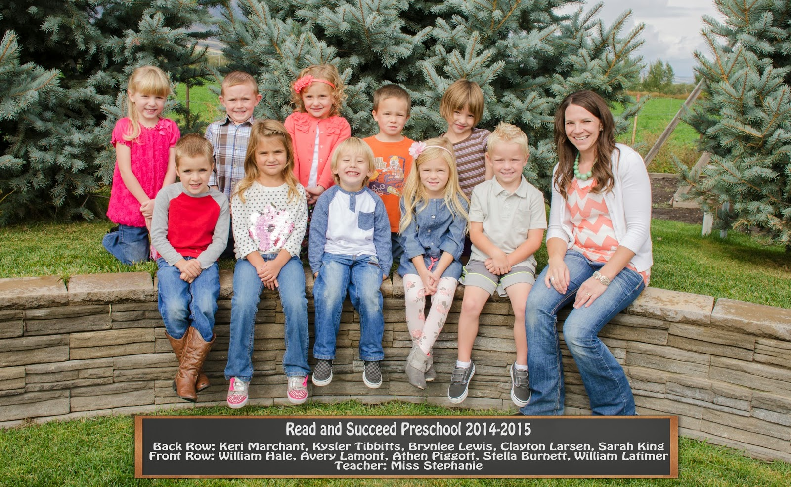 Read and Succeed Preschool Pictures | Wellsville, Utah