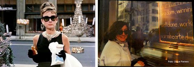 """Nova York e o filme """"Bonequinha de Luxo"""""""