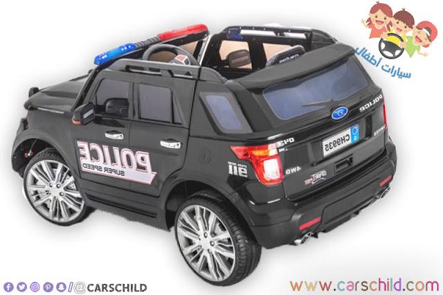 سيارات اطفال شرطة صغار
